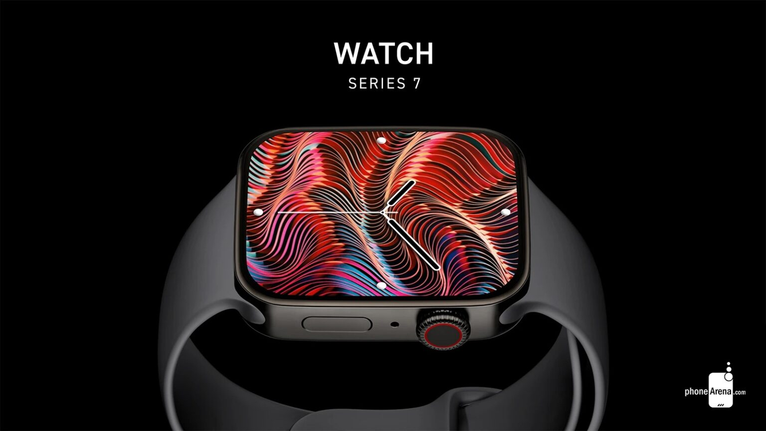 The Apple Watch 7 probably won't be round, but its edges should be less rounded than past models.