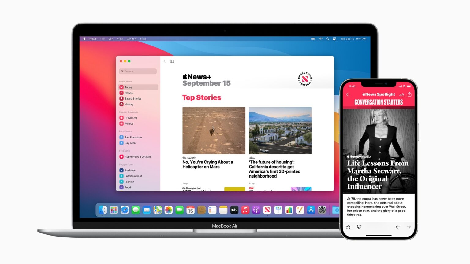 Apple News program takes a smaller cut of publishers' revenue