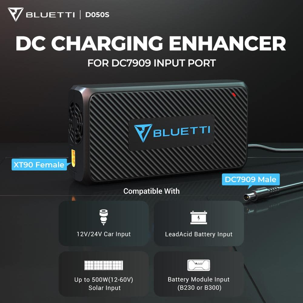 Bluetti's new DC Enhancer tool adds capacity to many other products.