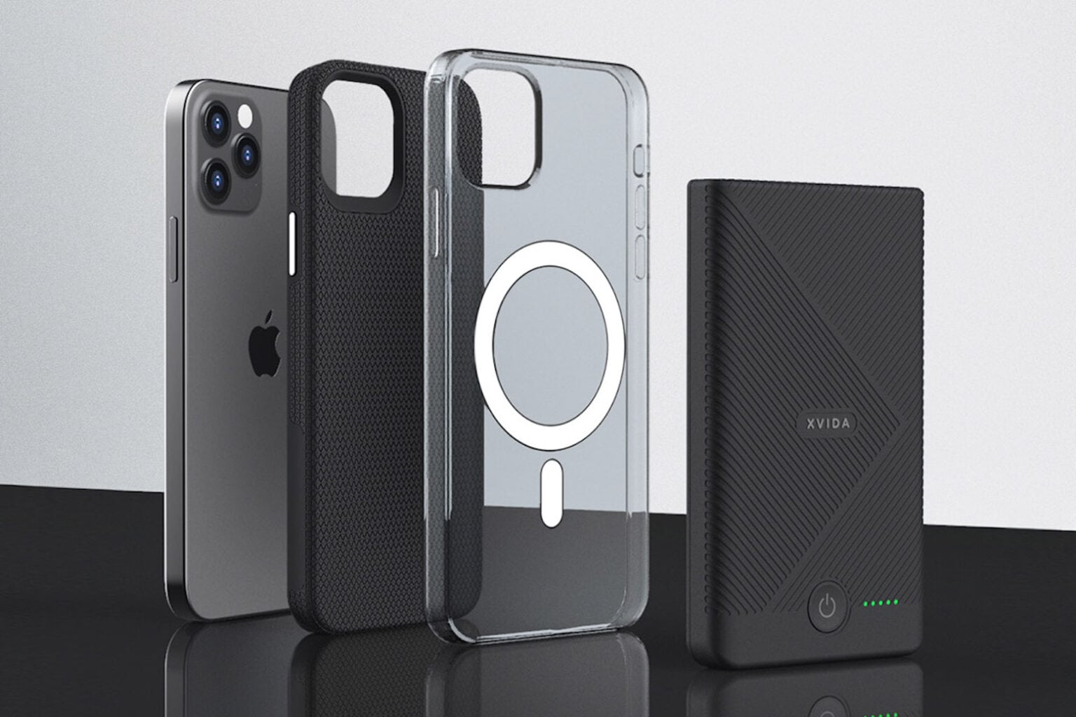 Charge your phone wherever with this power-bank.