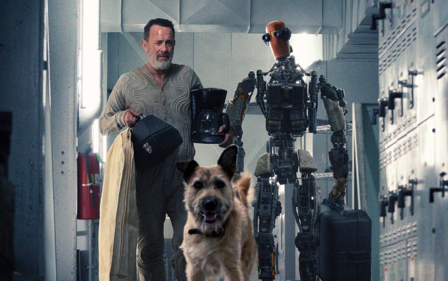 Tom Hanks sci-fi charmer 'Finch' premieres on Apple TV+ Nov. 5