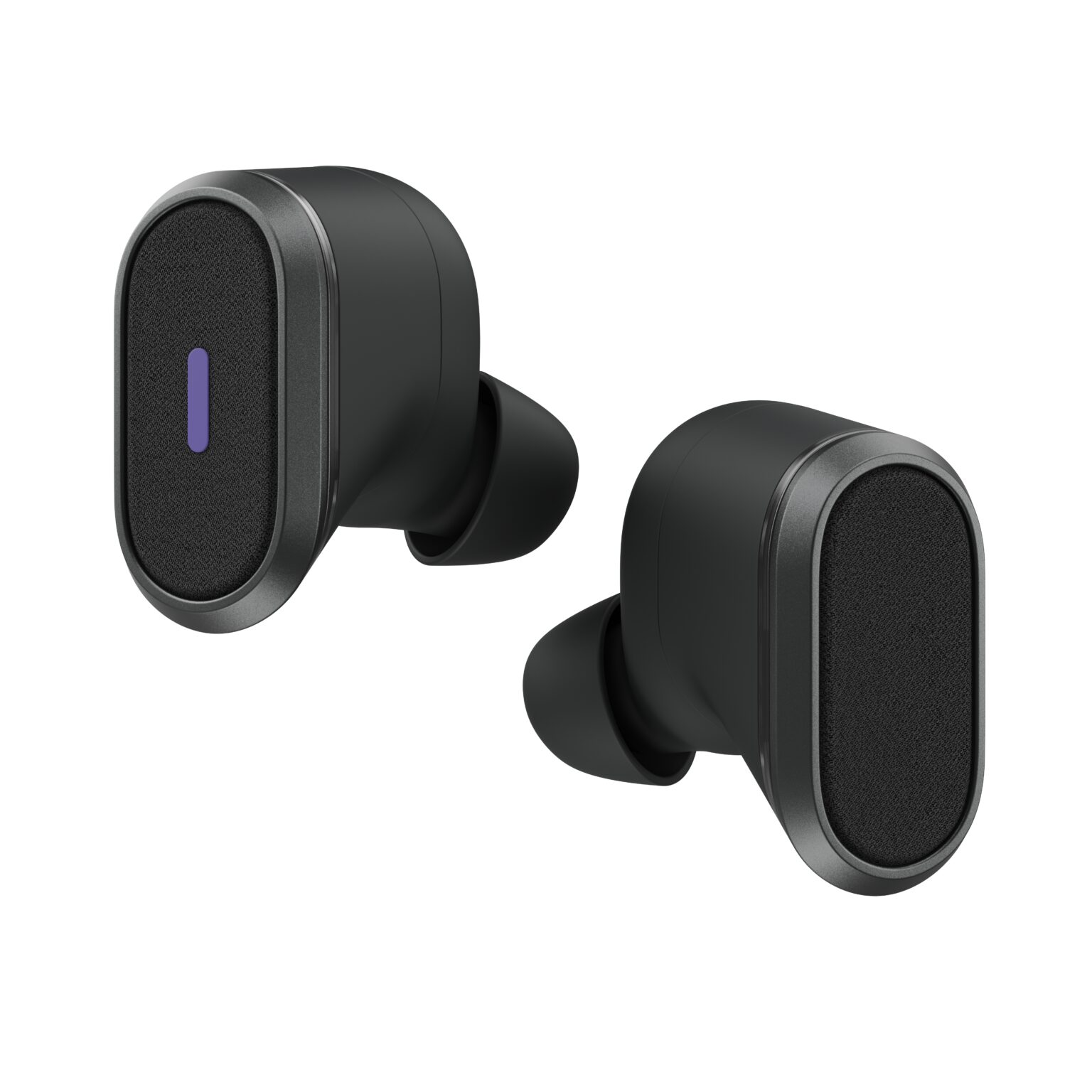 Aimed at business users, the Logitech Zone True Wireless Earbuds should be out in fall 2021.