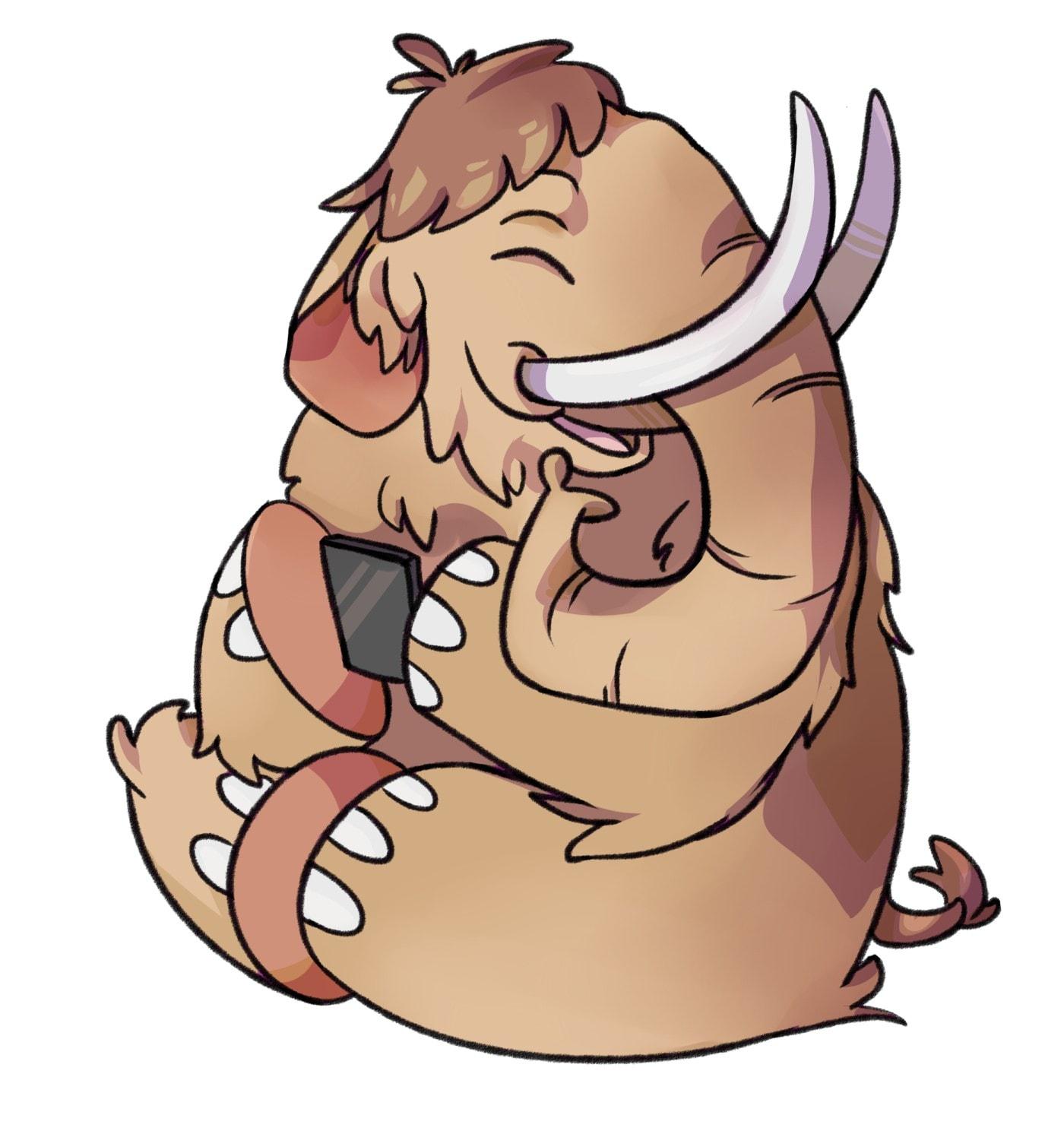 Mastodon calls itself