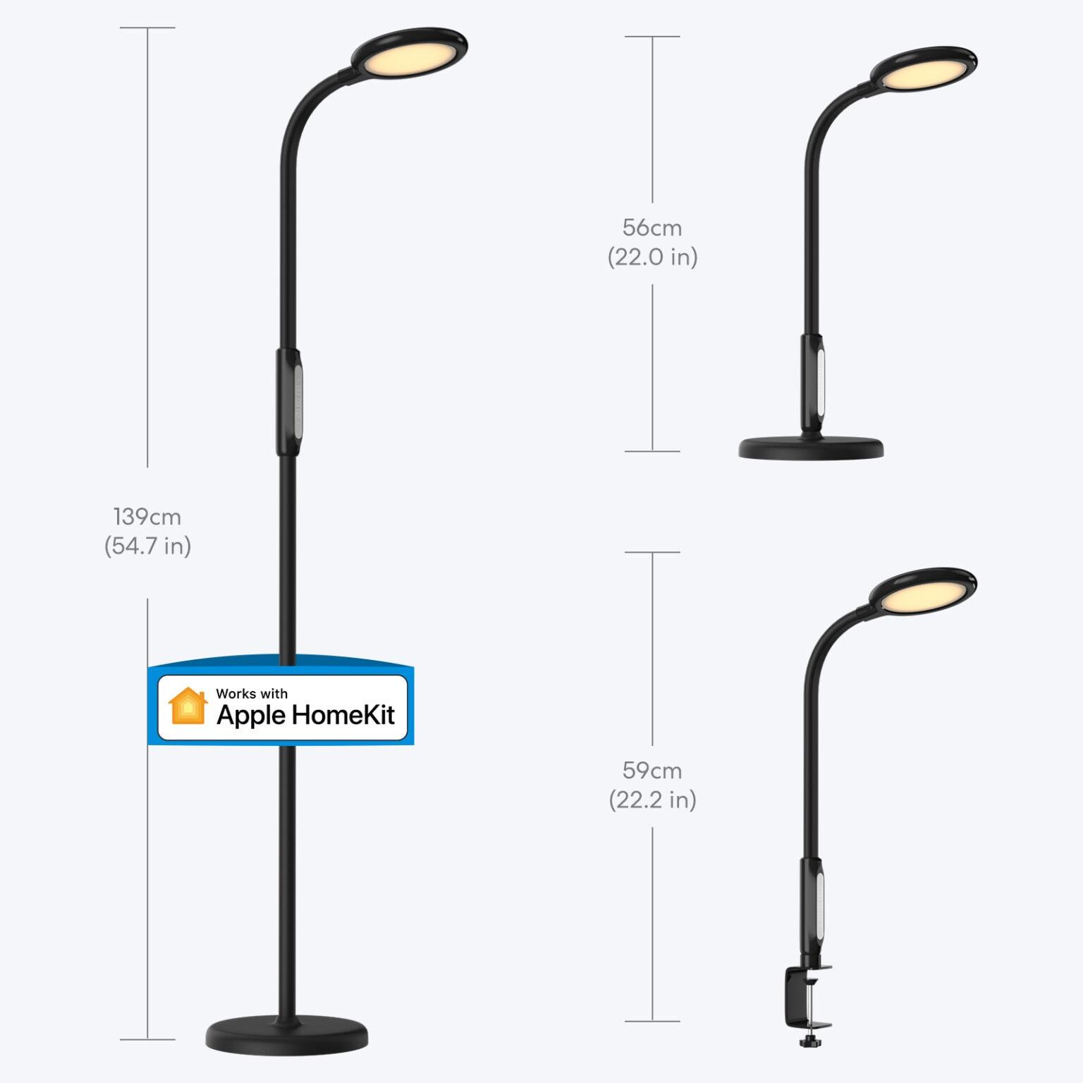 Get a deal on the new, HomeKit-compatible Meross Smart Floor Lamp.
