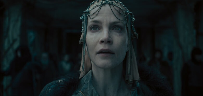 See season 2 review: Sylvia Hoeks plays the mad Queen Kane.