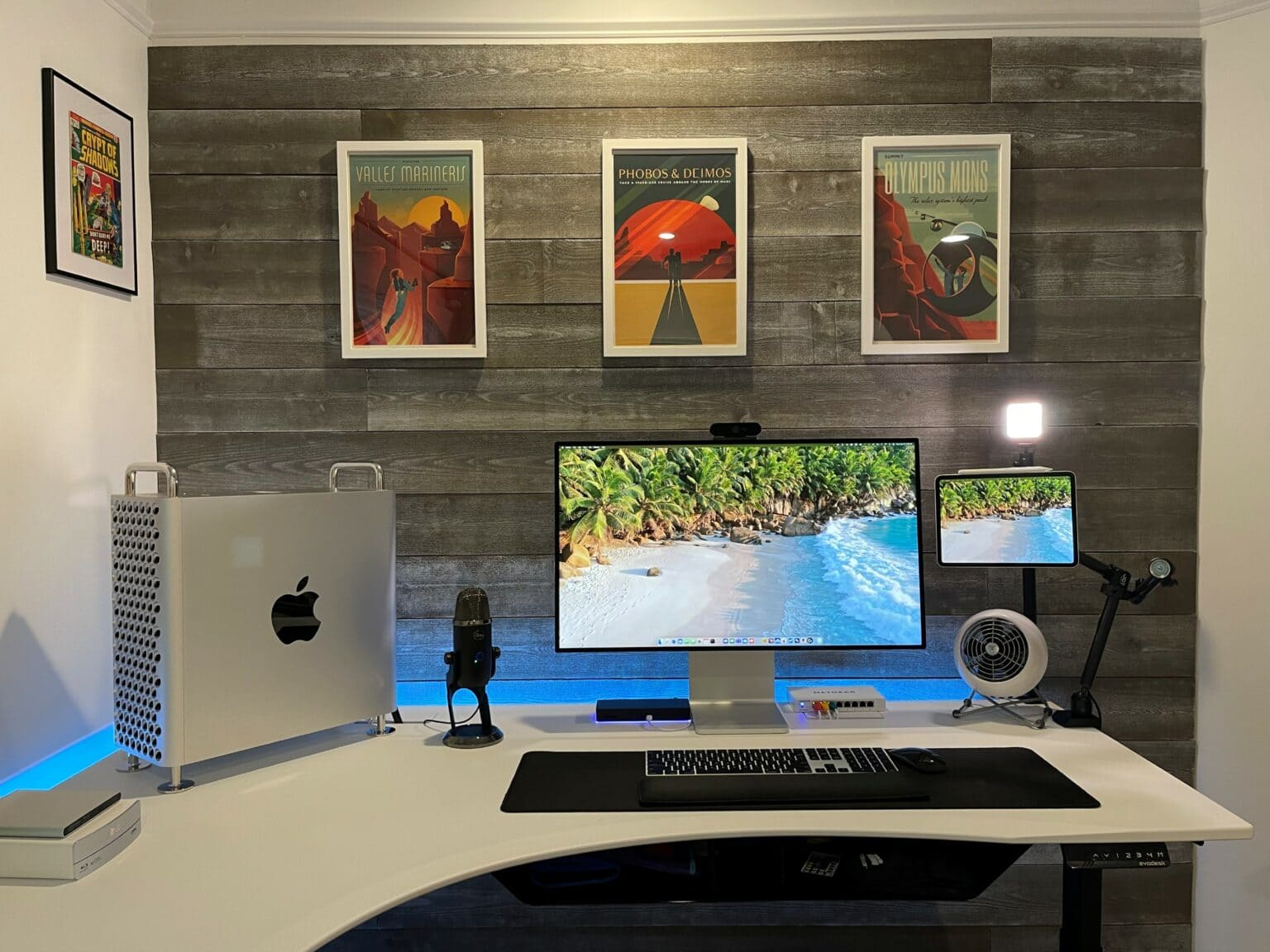 A Mac Pro and a Pro Display XDR seem like a wonderful recipe for change.