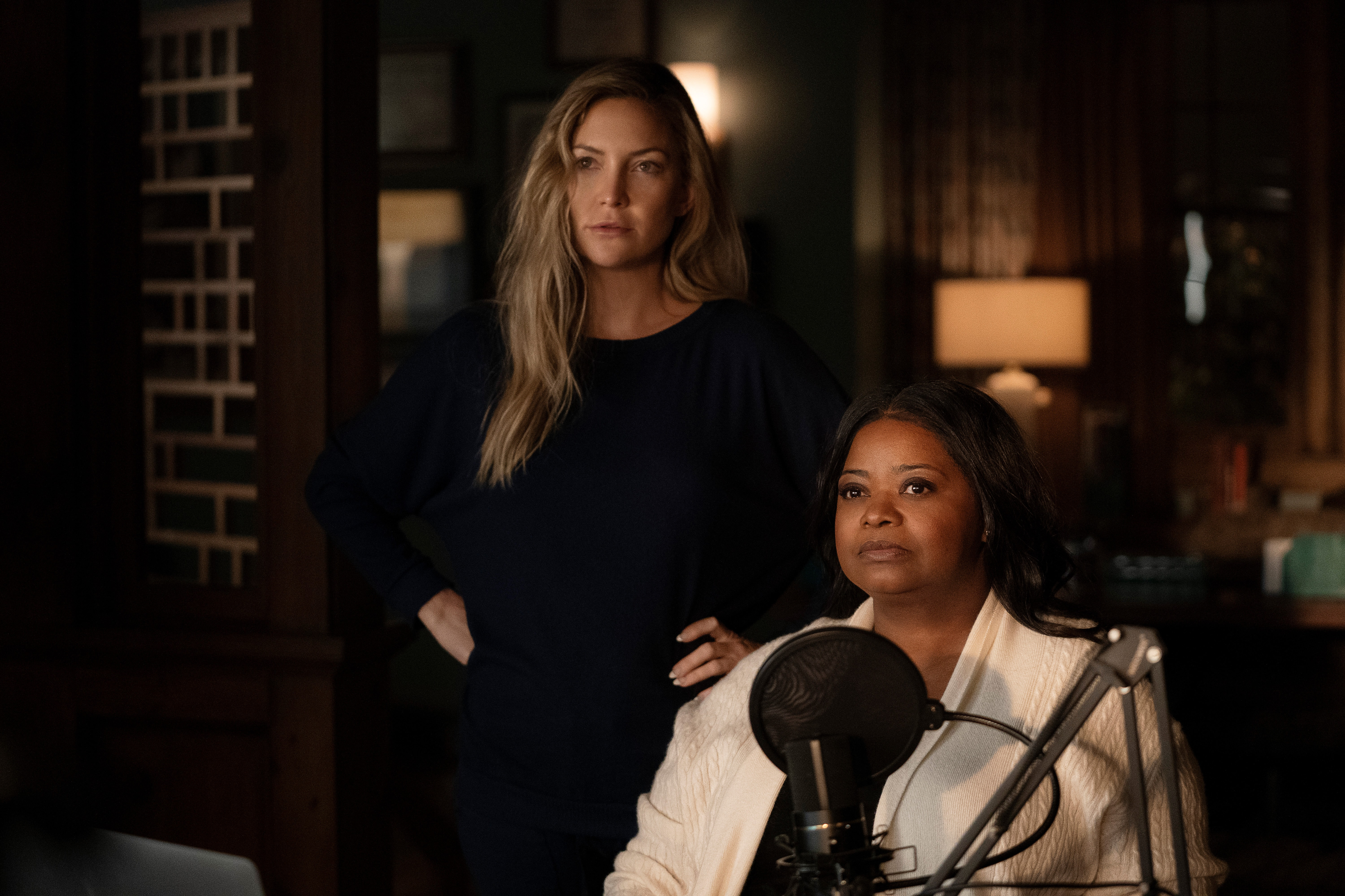 Truth Be Told review, season 2, episode 1 review: Kate Hudson and Octavia Spencer head into the unknown.
