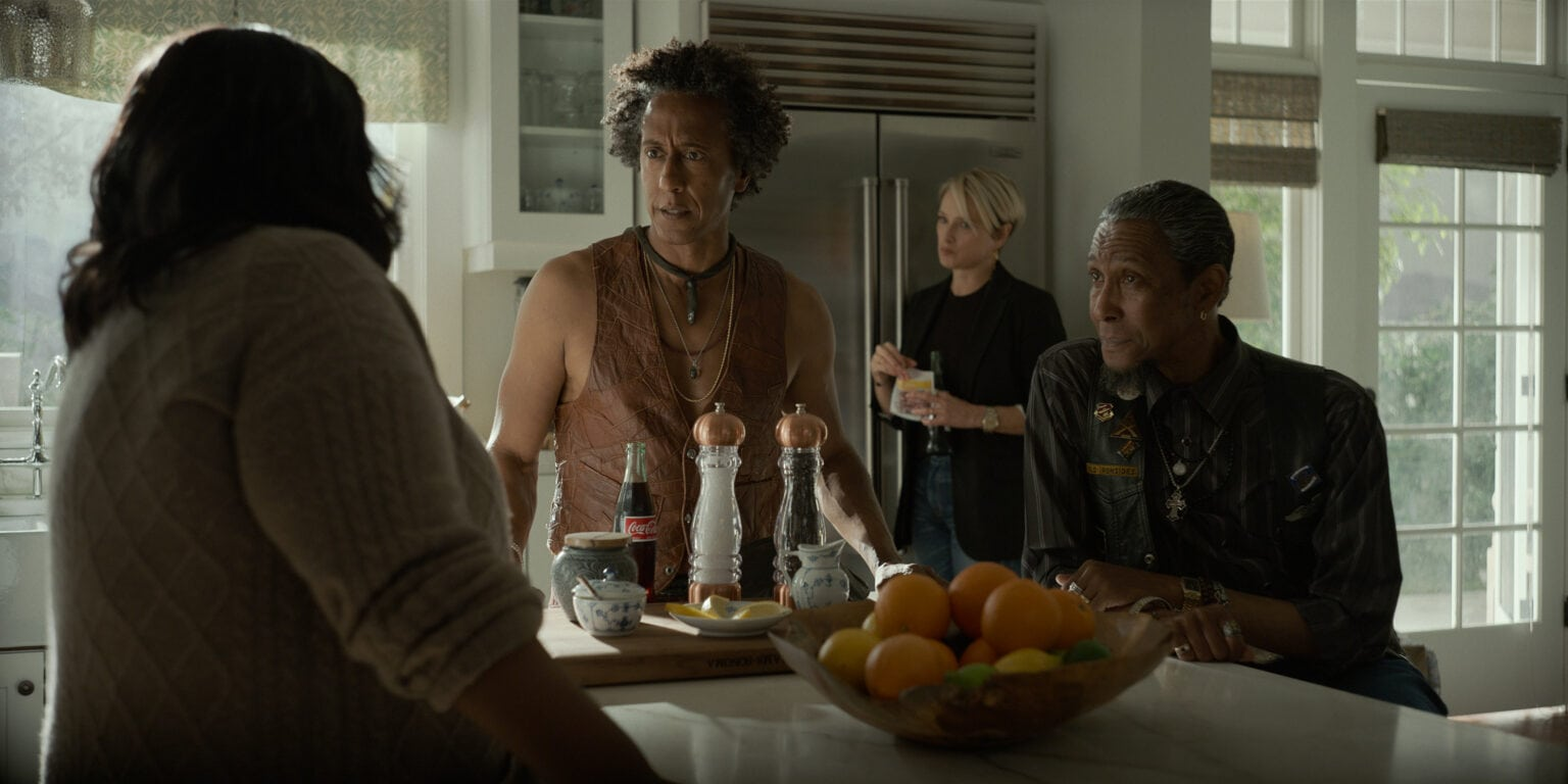 Truth Be Told review: Andre Royo makes a splash in this week's episode.