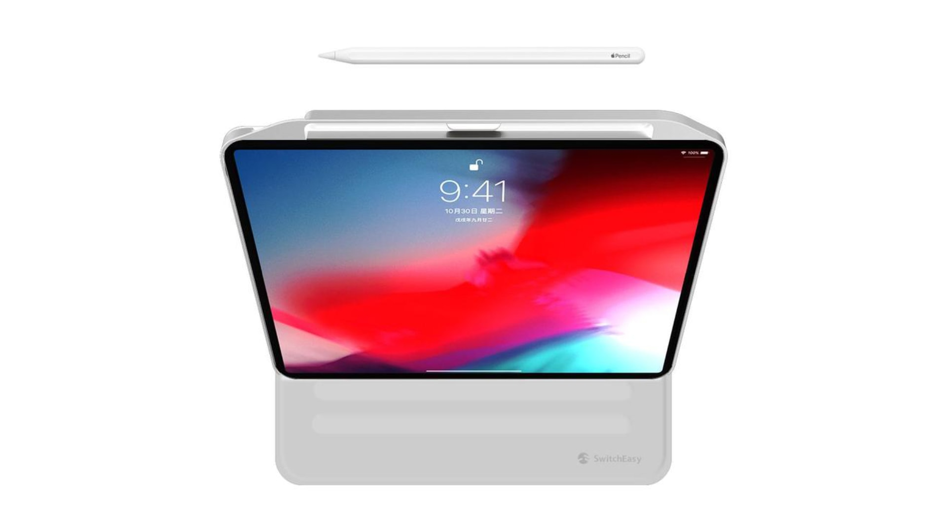 CoverBuddy case for iPad