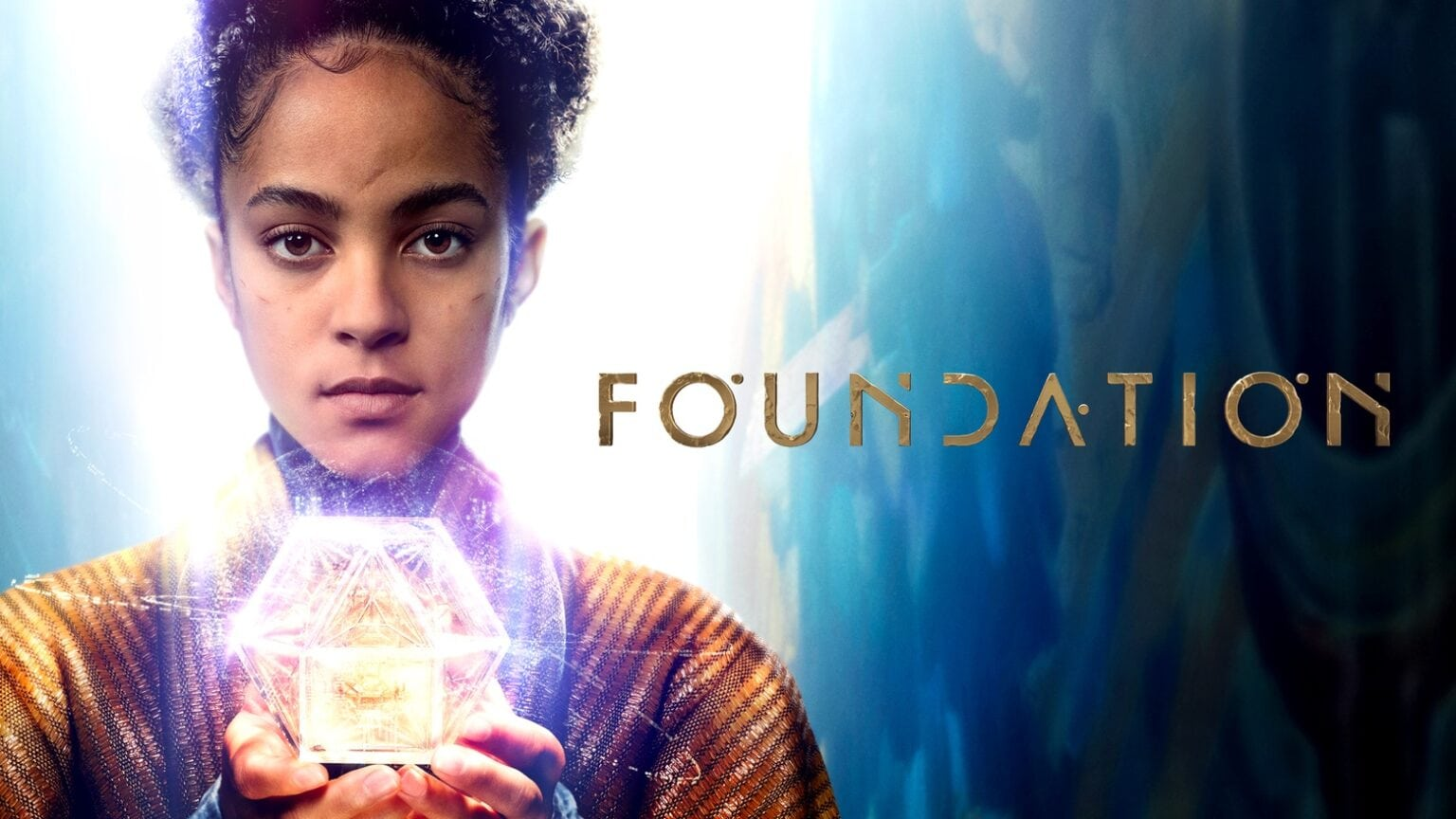 Sci-fi epic 'Foundation' premieres a day early on Apple TV+