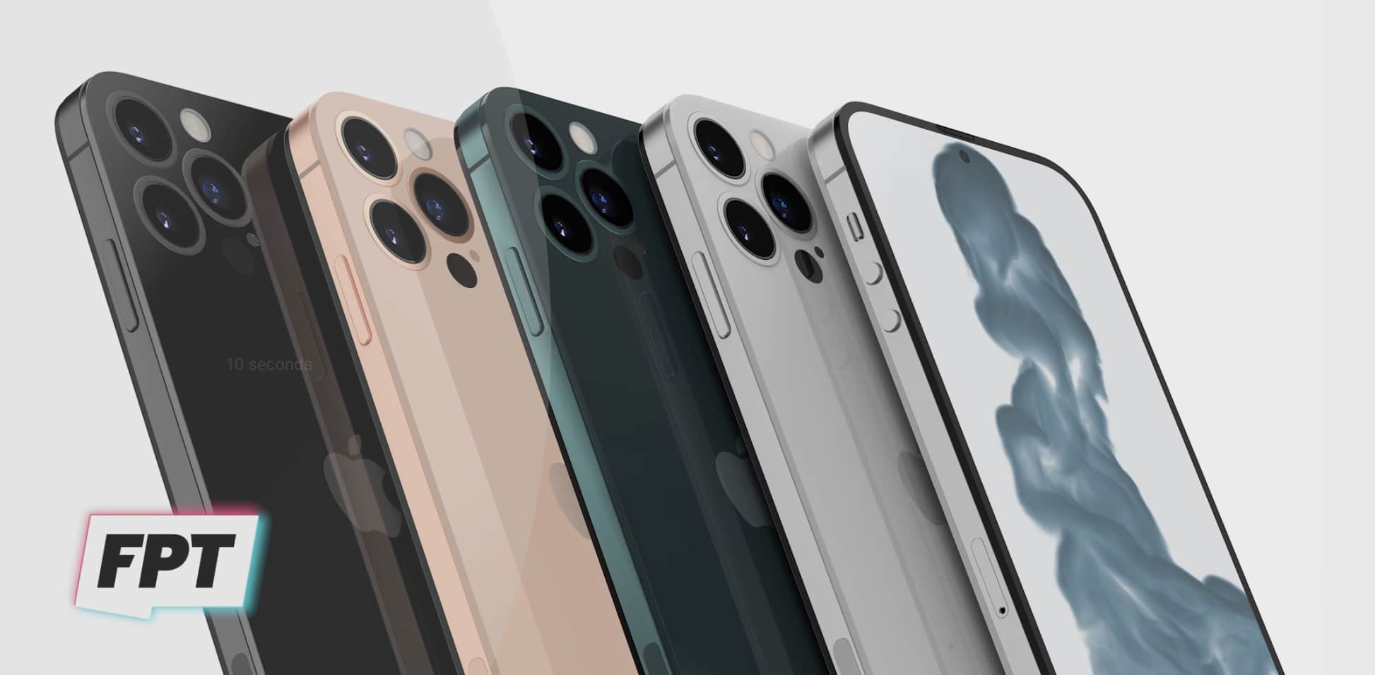 iPhone 14 leak: Some of the color options that may or may not appear
