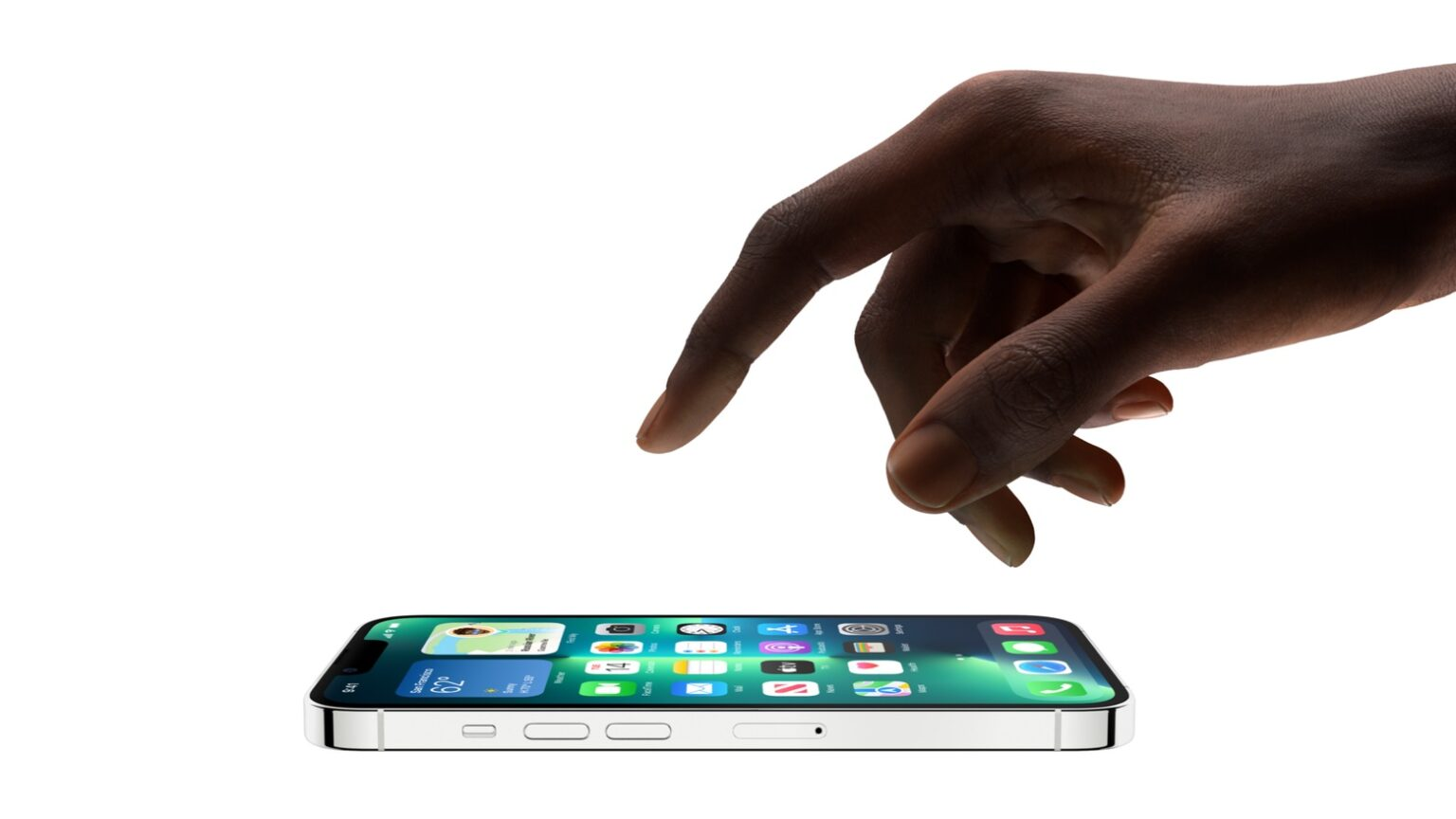 The iPhone 13 Pro is as powerful as it is beautiful.