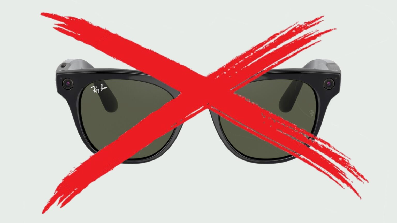 See here, Apple: Leave cameras out of your smartglasses