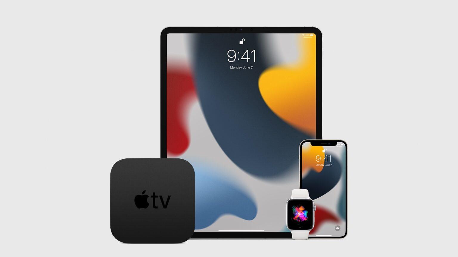 iOS 15, iPadOS 15 and watchOS 8 take giant step toward release