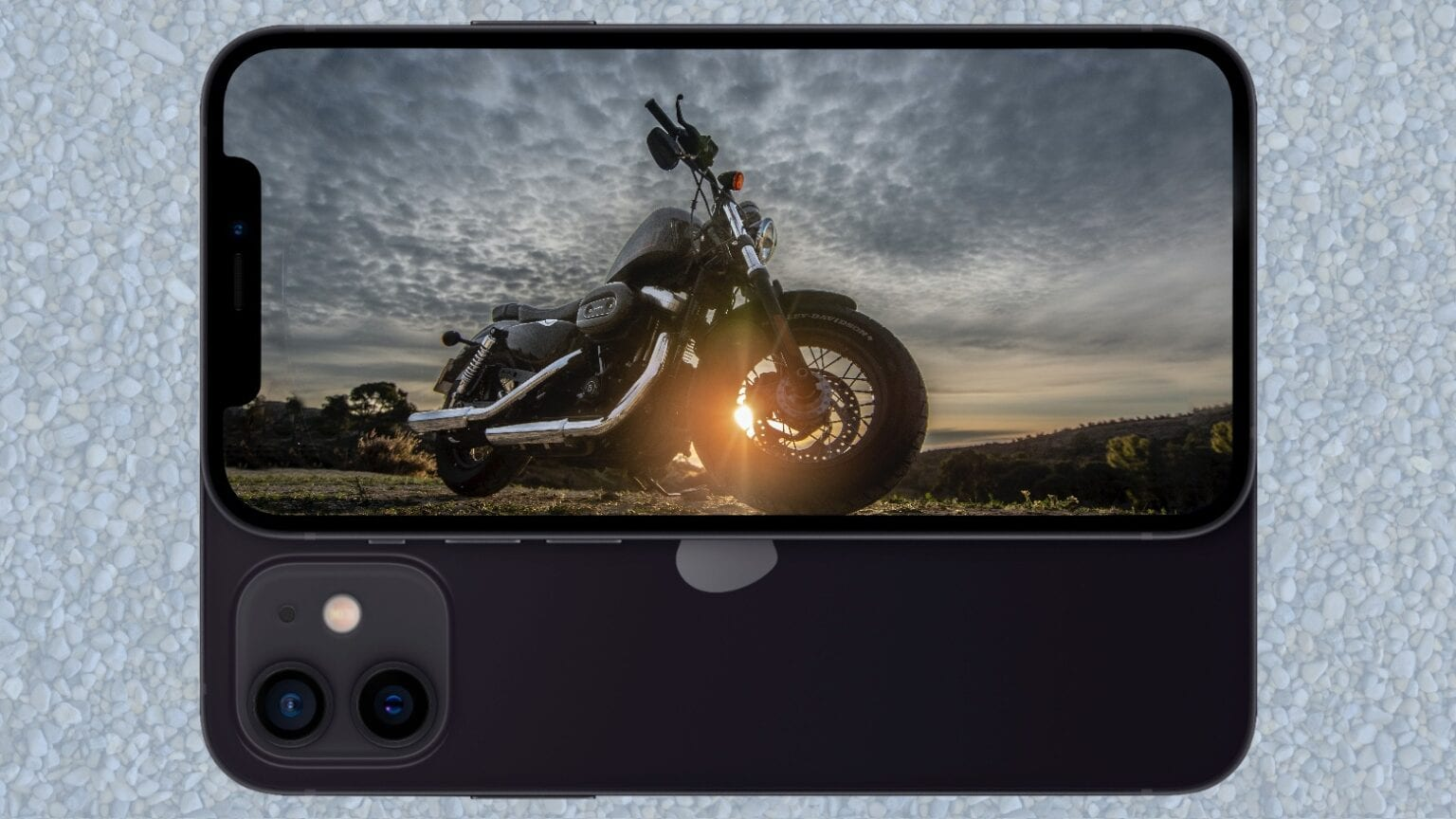 Motorcycles can permanently screw up your iPhone camera