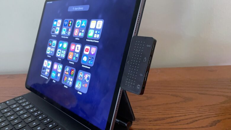 The Twelve South StayGo mini is designed primarily for iPad.
