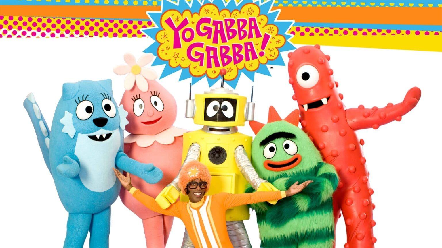 Yo Gabba Gabba! discovers a new home on Apple TV+