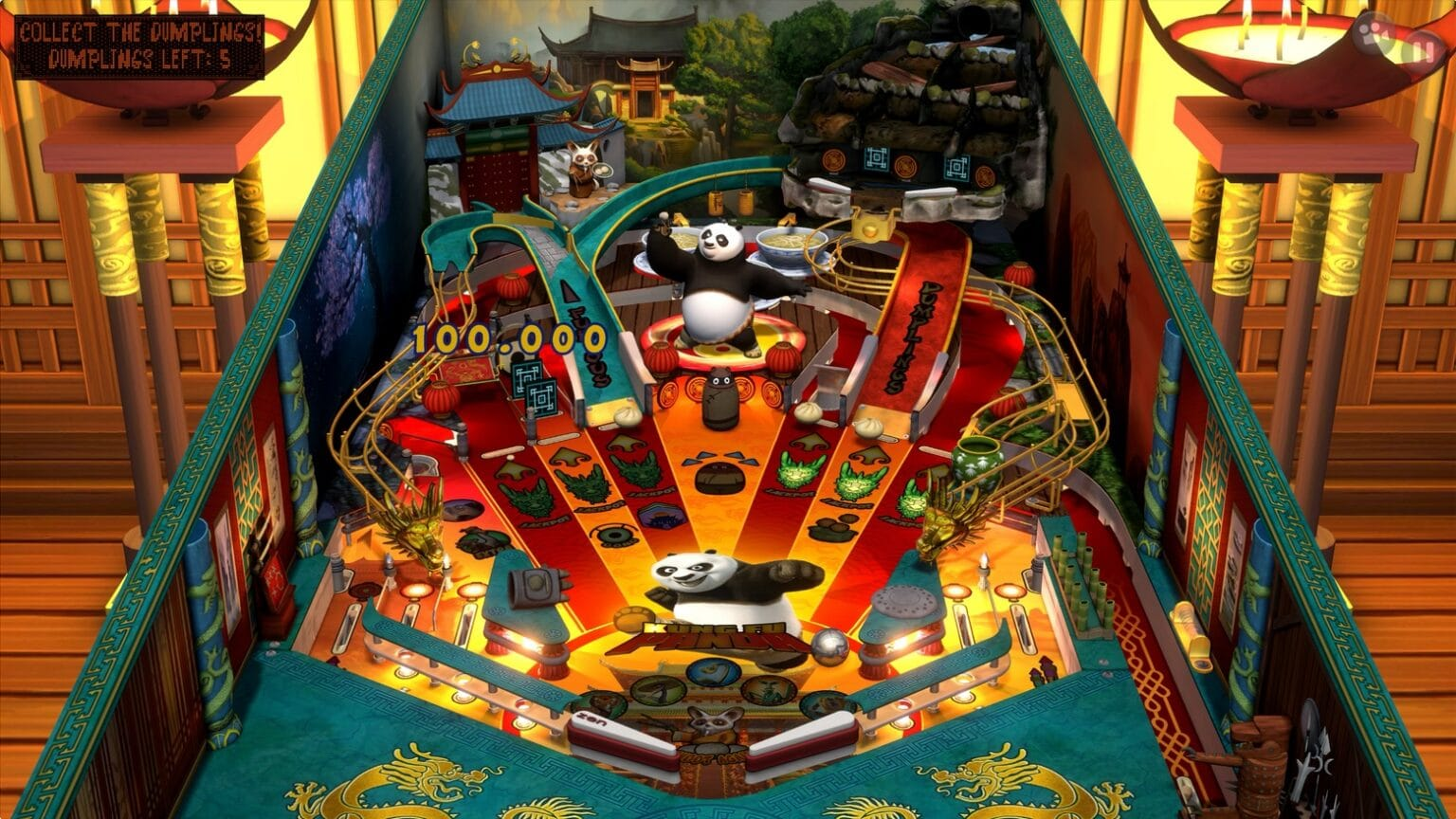 Play pinball with Trolls or Kung Fu Panda in latest Apple Arcade game