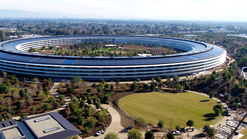 Apple is asking employees for their vaccination status.