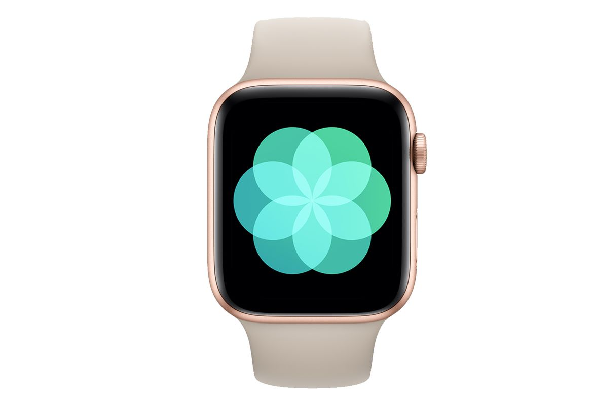 The Breathe app on Apple Watch promotes health and well-being.