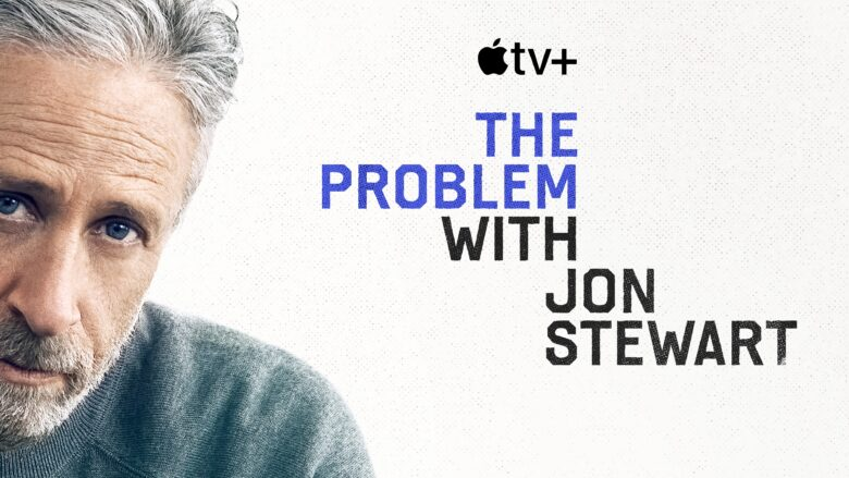 The Problem With Jon Stewart review: The new Apple TV+ show places Stewart front and center once more.