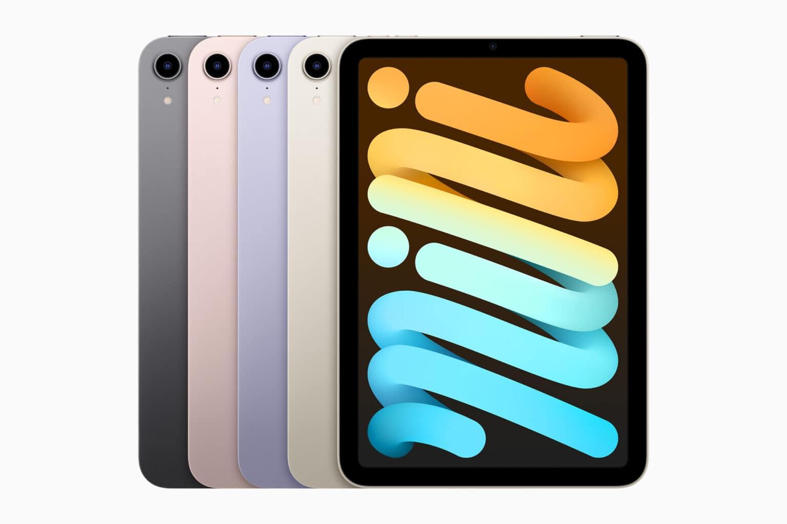 2021 iPad mini