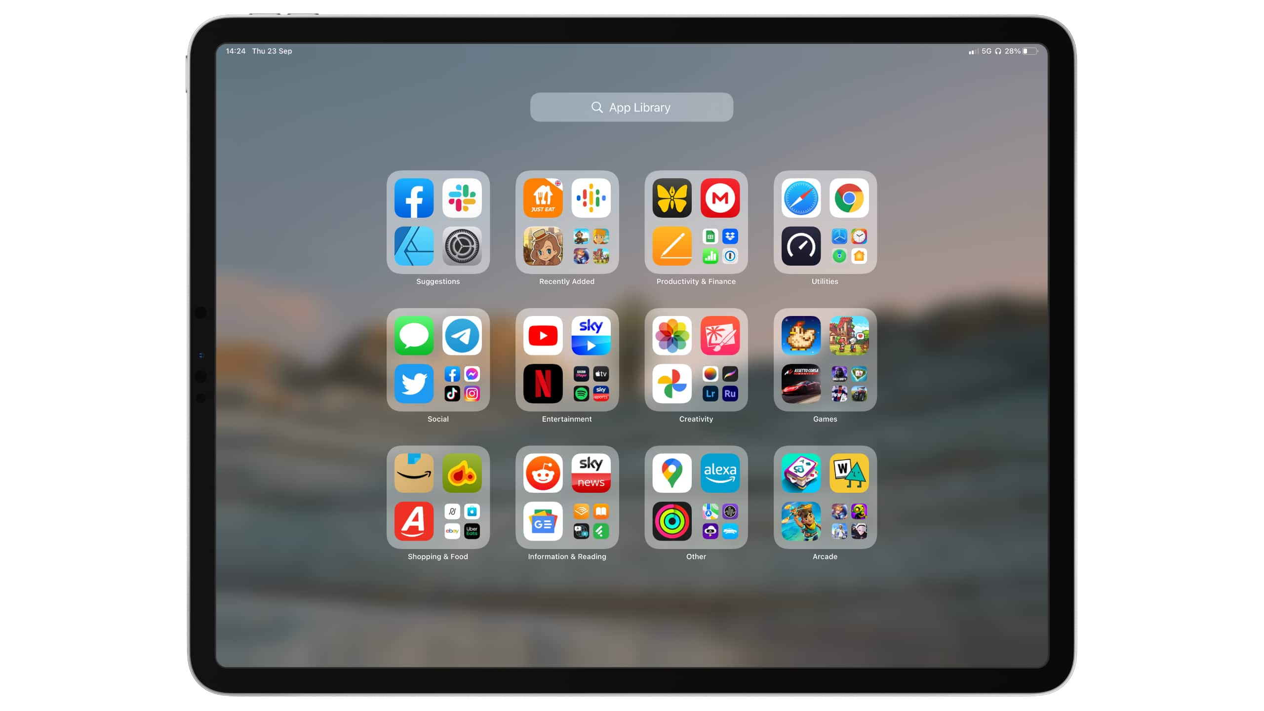 iPadOS 15 review: App Library finally comes to iPad.