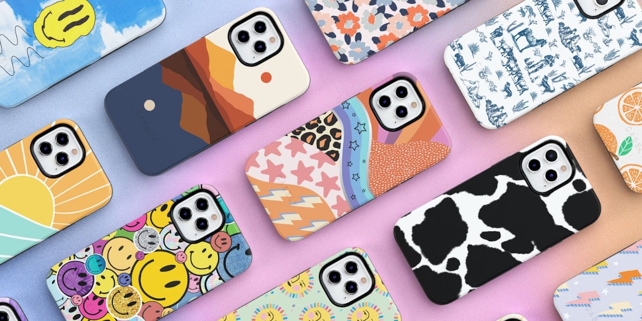 Casely's new iPhone 13 cases are a feast for the eyes. If you're into that sort of thing.