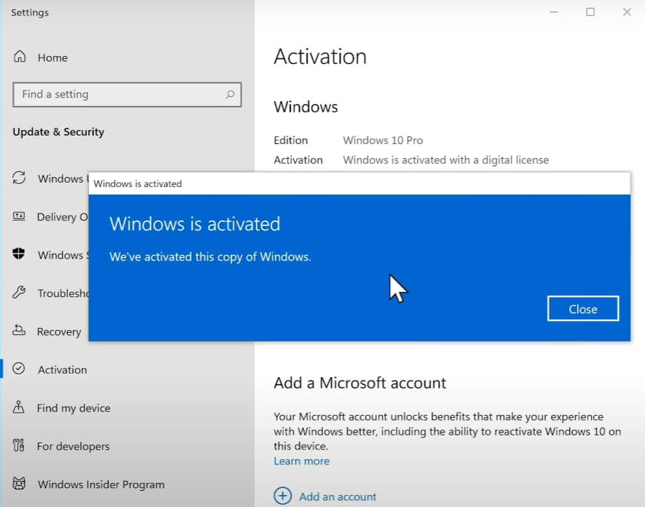 Upgrade to Windows 10 Pro cheap: Activating your new Microsoft product after you purchase a CDKeylord software activation key is easy.