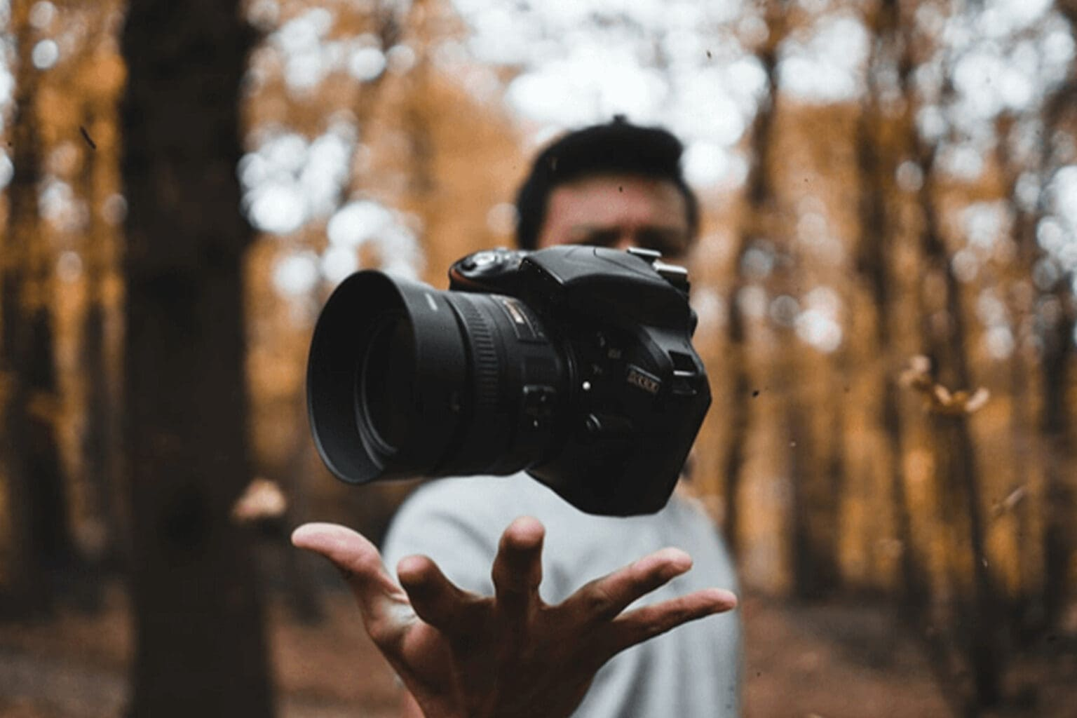 This awesome photography course is $40.