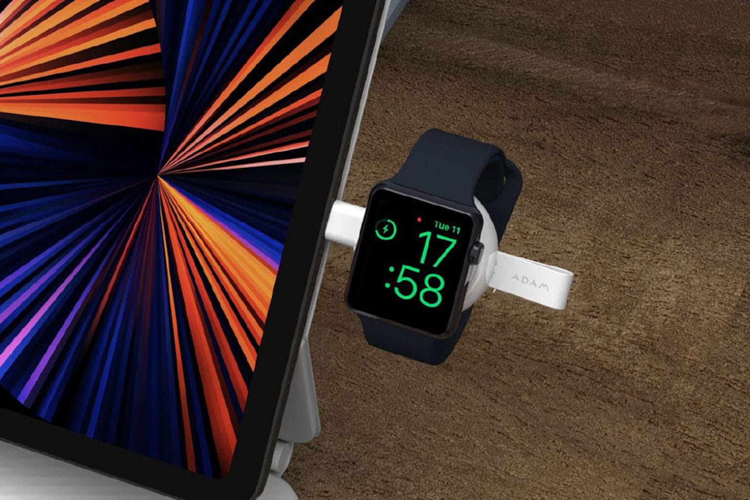 It's time to get a charger that's right for your Apple Watch.