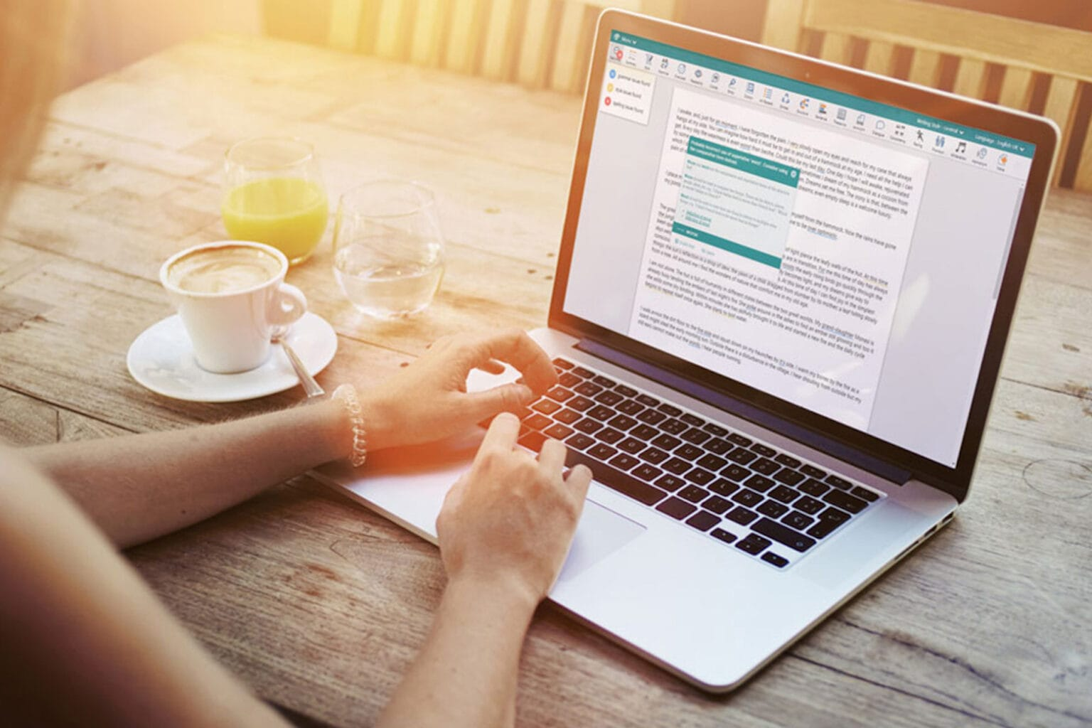 Get support, information, and software designed for writers.