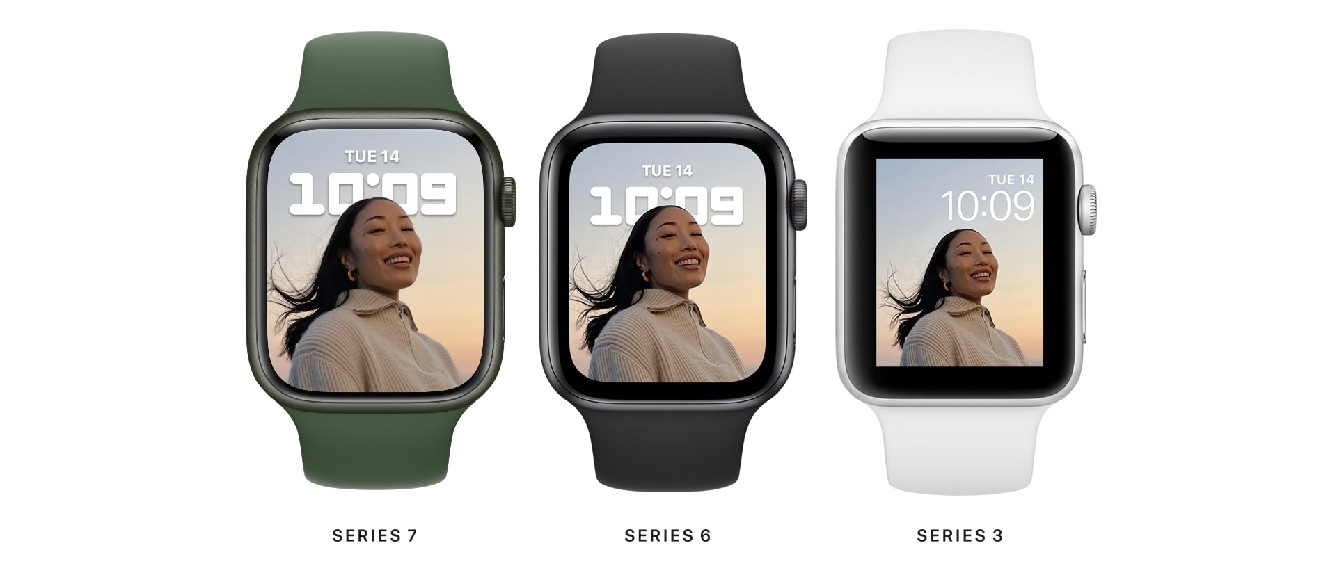Apple Watch 7: A bigger screen always looks better