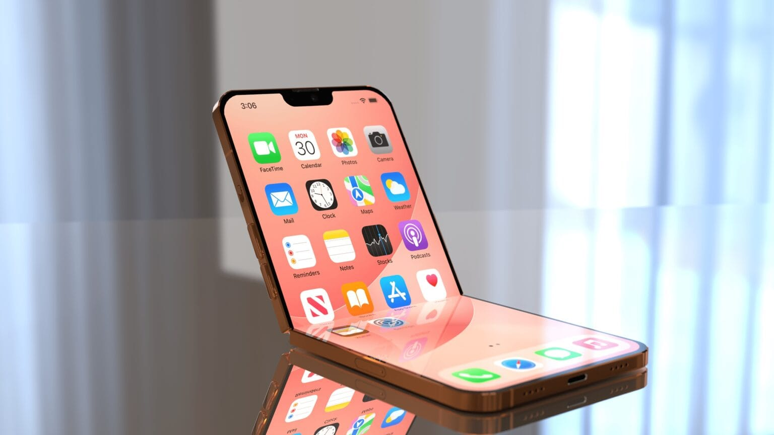 Why a folding iPhone is probably just 2 years away
