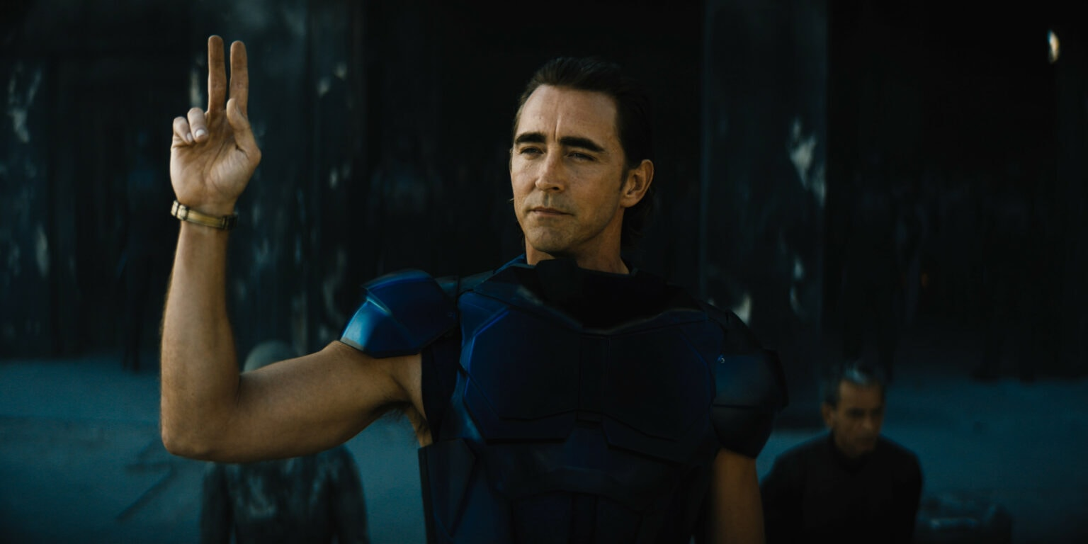 Foundation review: Lee Pace is the swaggering spine of Foundation.