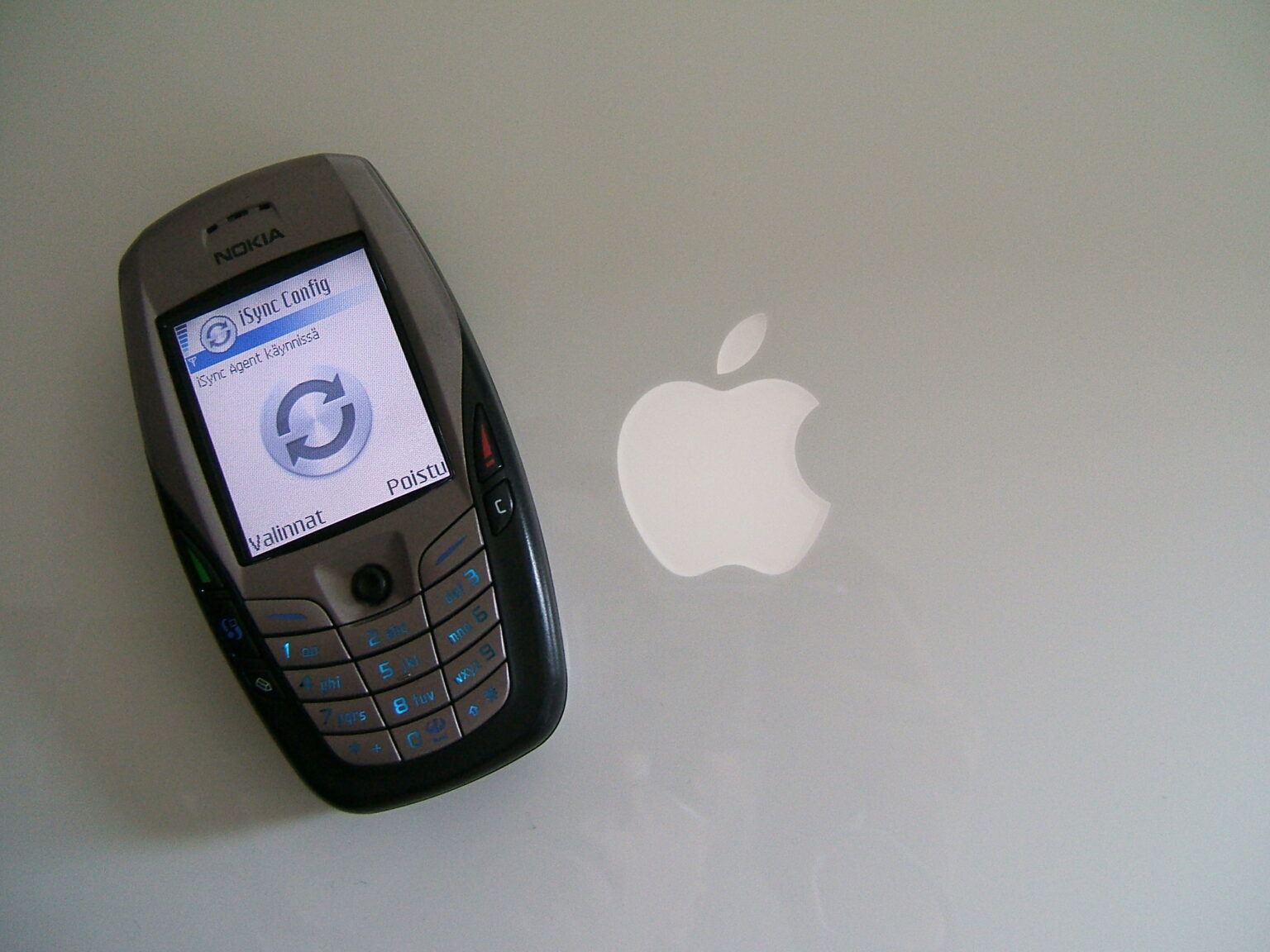 Today in Apple history: Macs get that syncing feeling as Apple launches iSync. It was a killer app for its time.
