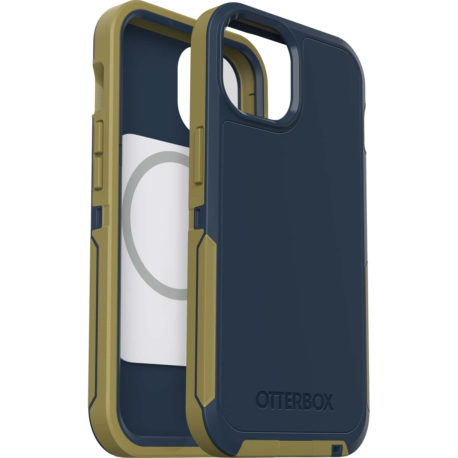 The OtterBox Defender Series Pro XT case defends your iPhone 13.