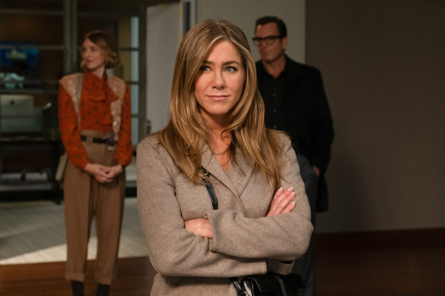 The Morning Show review season 2: Alex Levy (played by Jennifer Aniston) gets ready for her big comeback.