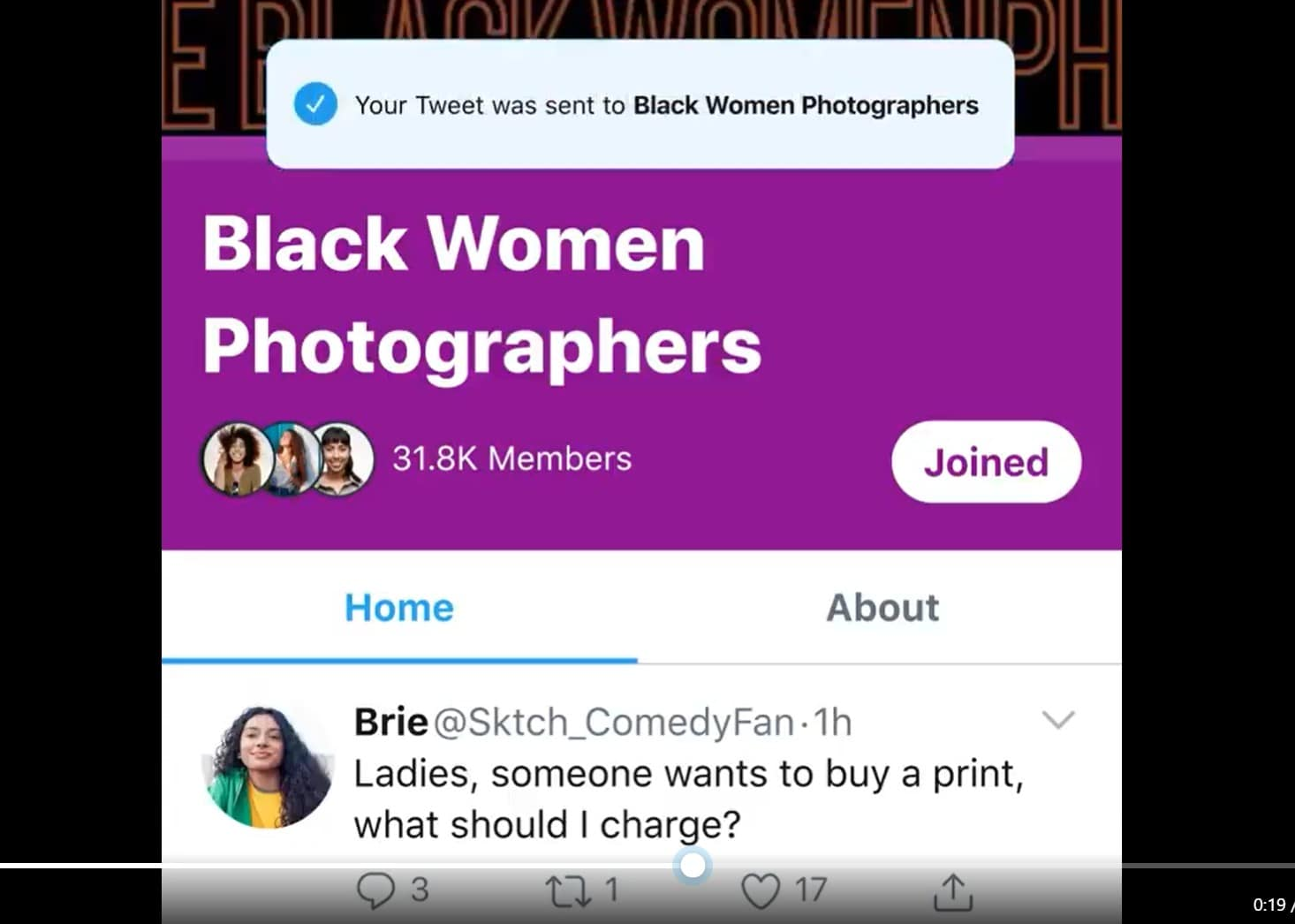 Twitter's new Communities feature will let you tweet at people who share your interests.