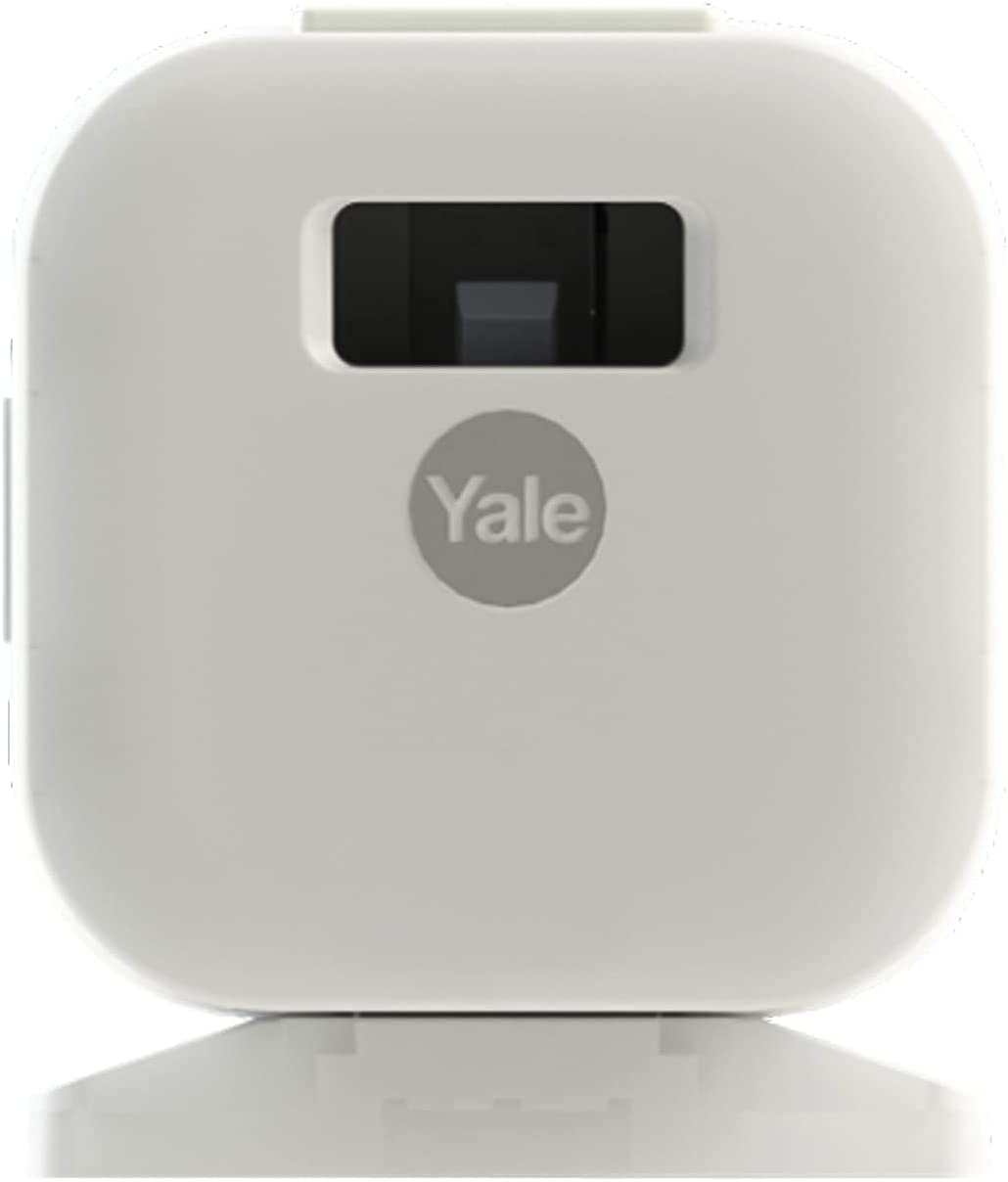 Secure your valuables with the Yale Smart Cabinet Lock with HomeKit support.