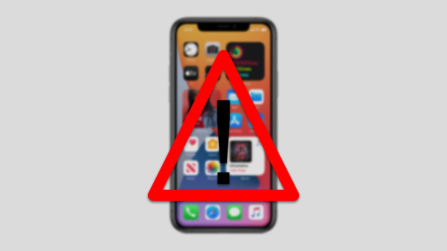 Apple stops signing iOS 14.7.1
