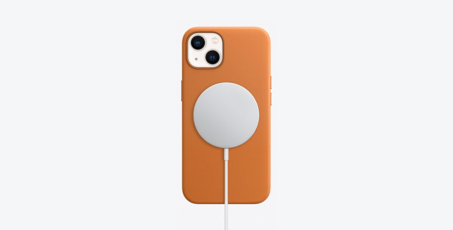 iPhone 13 mini MagSafe Charger