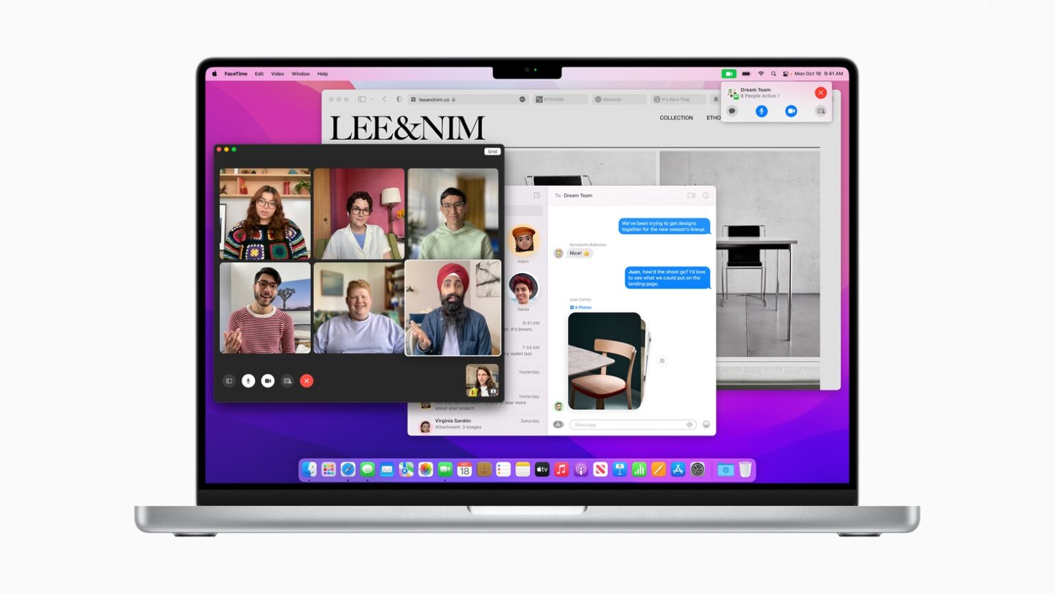 macOS Monterey brings powerful new features to Macs.
