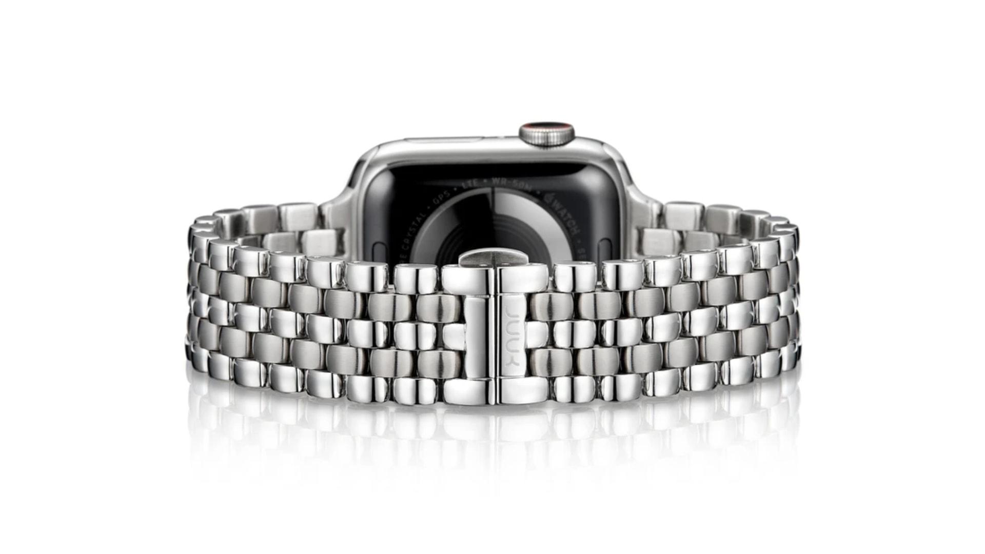 Juuk Aruna for Apple Watch in silver