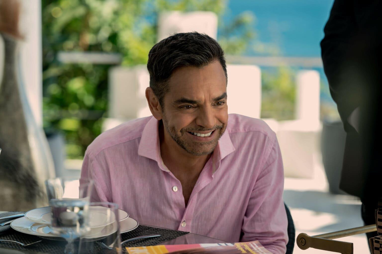 Eugenio Derbez in Acapulco