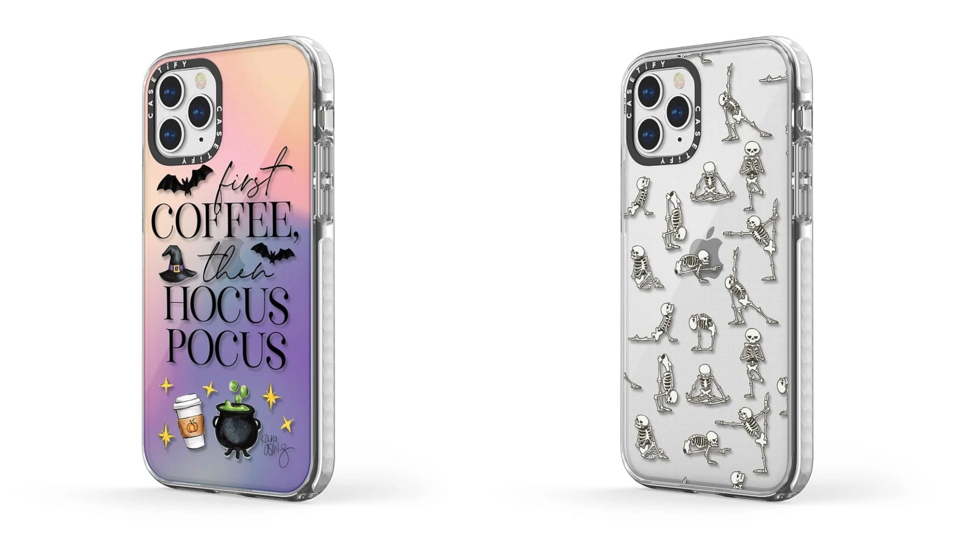 Casetify Halloween cases for iPhone: Sleek and stylish but super-strong.