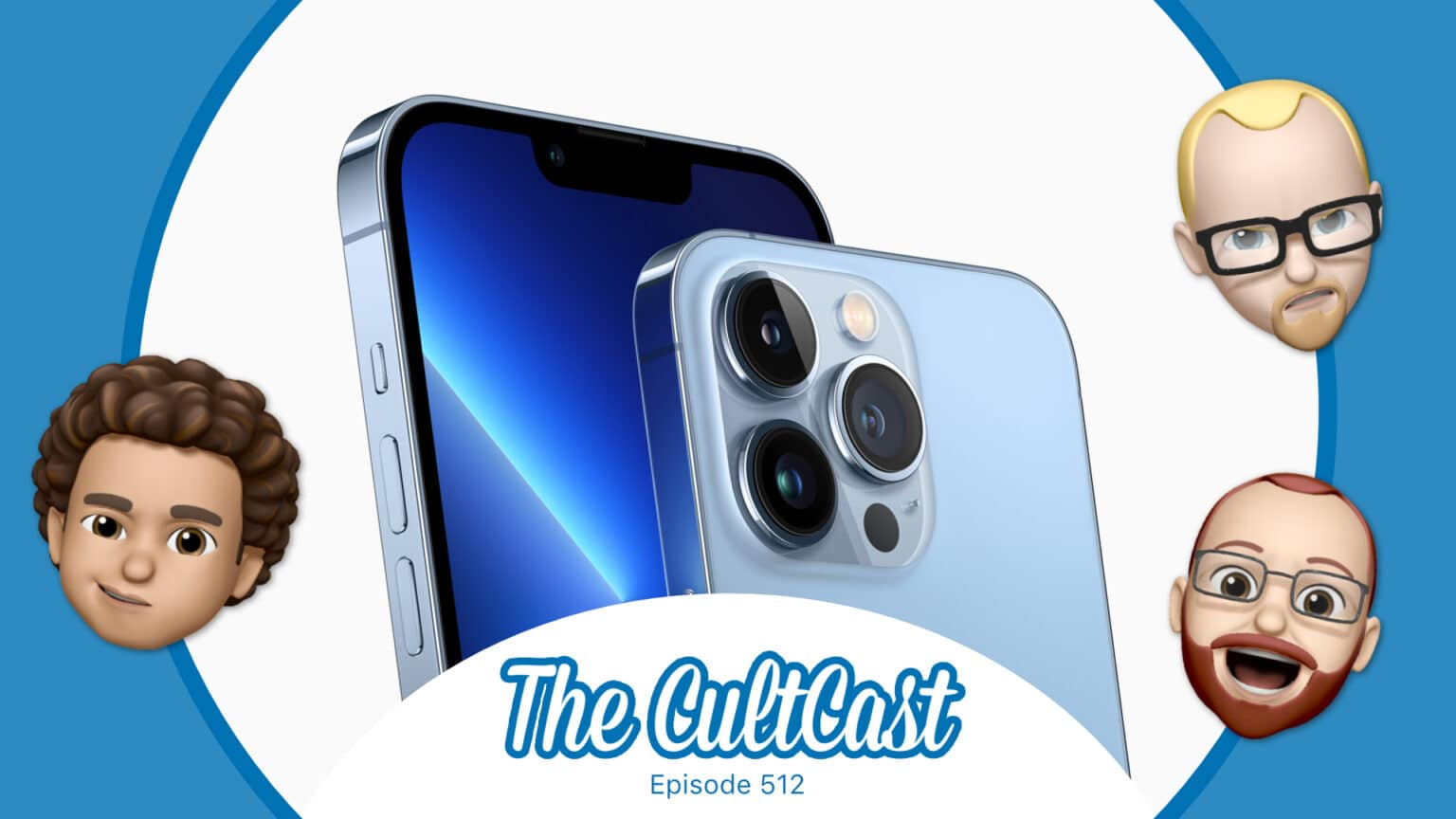 iPhone 13 Pro reviews: One week on! This week on The CultCast, Cult of Mac's Apple podcast.