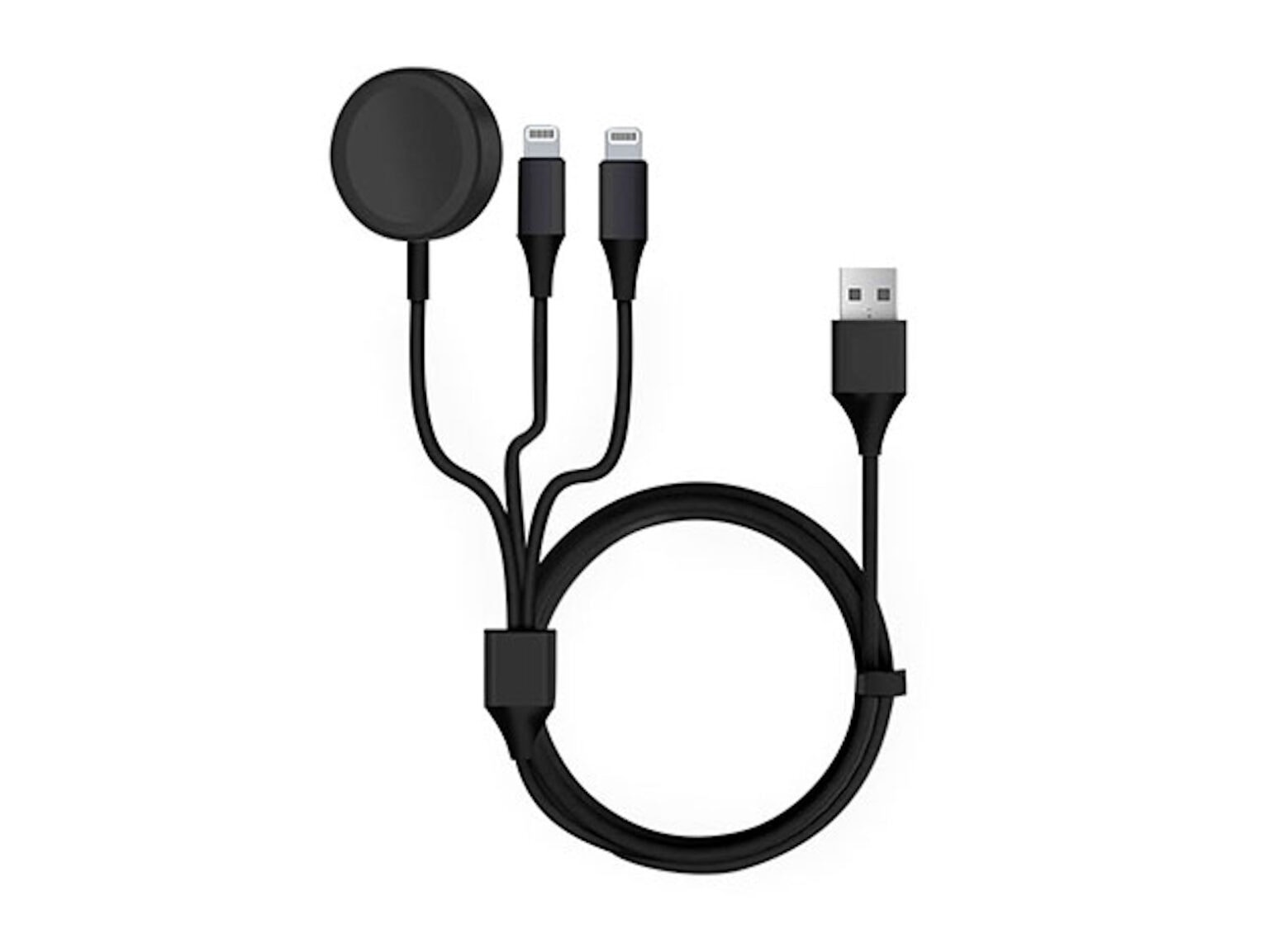 Power up all your apple devices with this single cord.