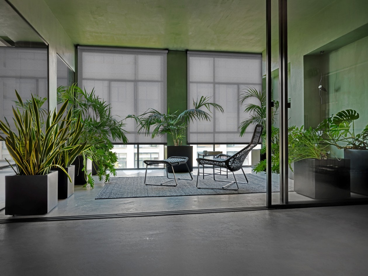 Automating blinds can be an energy saver, among other benefits.