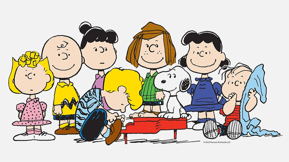 The Peanuts gang is having a New Year's Eve bash on Apple TV+.